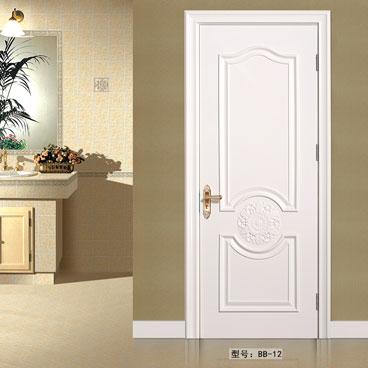 盼盼实木复合烤漆门BB12