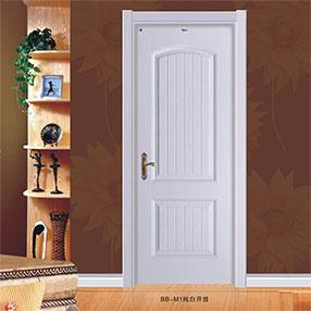 盼盼实木烤漆BB-M1|室内门