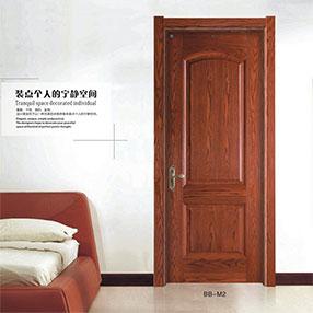 盼盼实木烤漆BB-M2|室内门