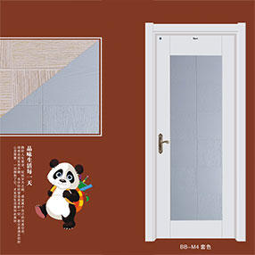 盼盼实木烤漆BB-M4|室内门