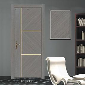 盼盼实木烤漆BF-22|室内门