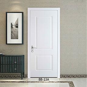 盼盼实木复合烤漆门BB13A|室内门