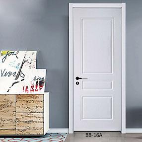 盼盼实木复合烤漆门BB16A|室内门