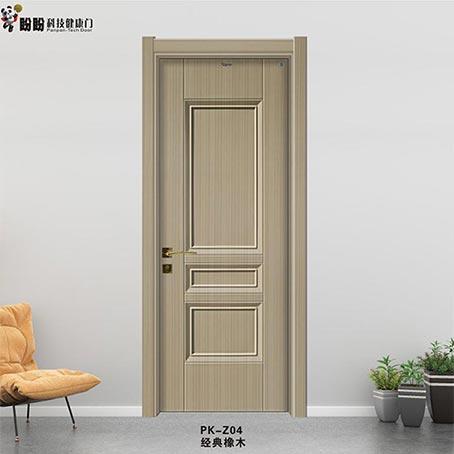 盼盼科技健康门丨PK-Z04丨经典橡木