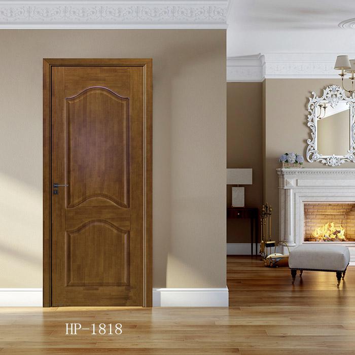 盼盼实木复合烤漆门HP-1818|盼盼木门